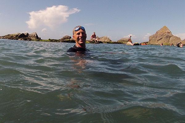 Wild Swimming In North Devon H2outdoor