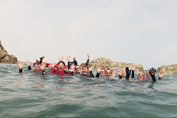 Wild swimming in north devon h2outdoor for Barnstaple swimming pool timetable